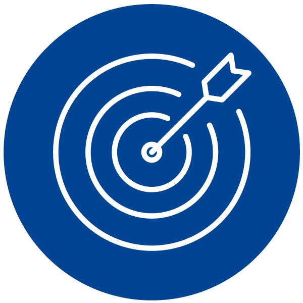 """Pictogram about """"Target"""""""