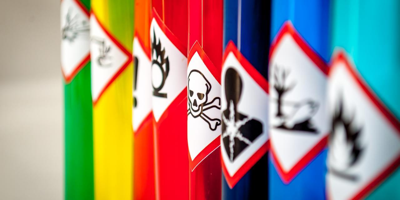 In Produkten stecken zahlreiche Chemikalien, nicht alle sind harmlos