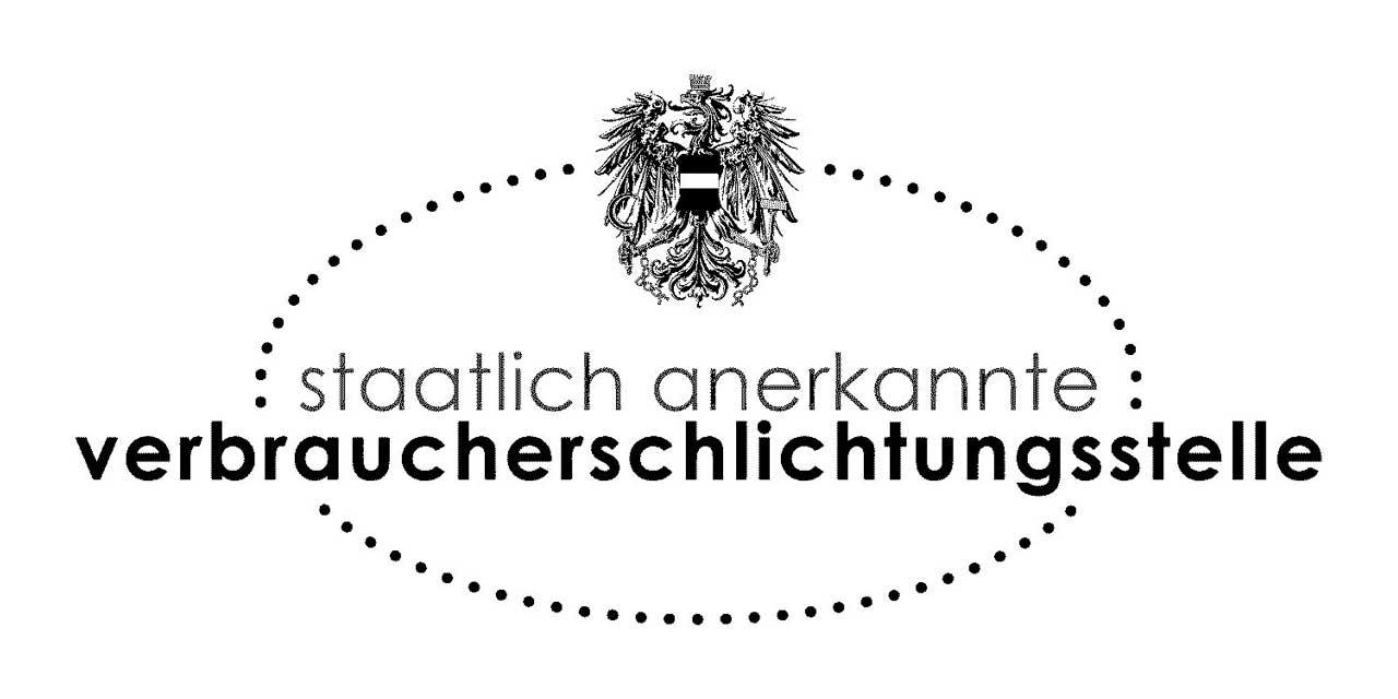 Logo einer In Österreich staatlich anerkannten Schlichtungsstelle