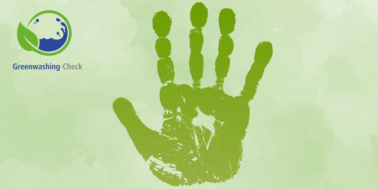 Grünes Mascherl, nichts dahinter? Melden Sie es uns!