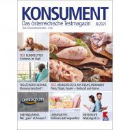 KONSUMENT- Heft 8/2021