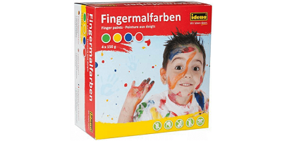 Idena-Fingermalfarben