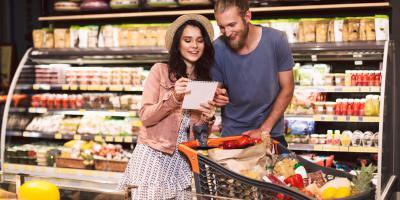 Lebensmittelverschwendung: Die richtige Einkaufsplanung