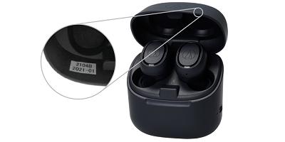 Foto von Ladegehäuse für Ohrhörer von Audio-Technica