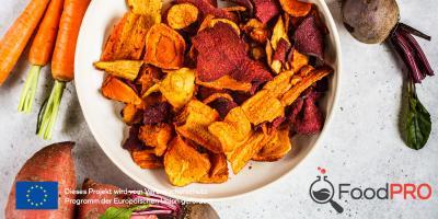Sind Gemüsechips gesünder als Kartoffelchips?