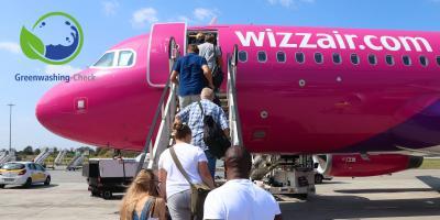 Wizz Air versucht, sich mit grünen Versprechen von der Konkurrenz abzuheben