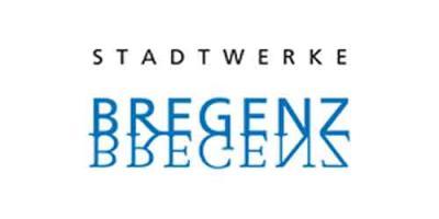 Offizielles Logo der Stadtwerke Bregenz