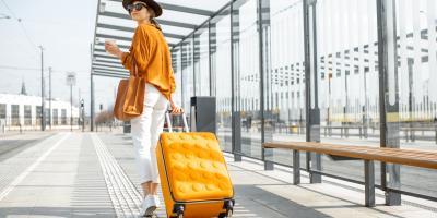 Hartschalenkoffer, Weichschalenkoffer & Reisetaschen im Test