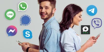 Vergleich: Messenger-Apps - Alternativen zu WhatsApp