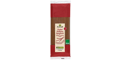 Alnatura Dinkel-Vollkorn-Spaghetti
