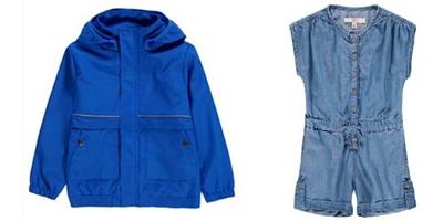 Jacke und Overall von Esprit Mini