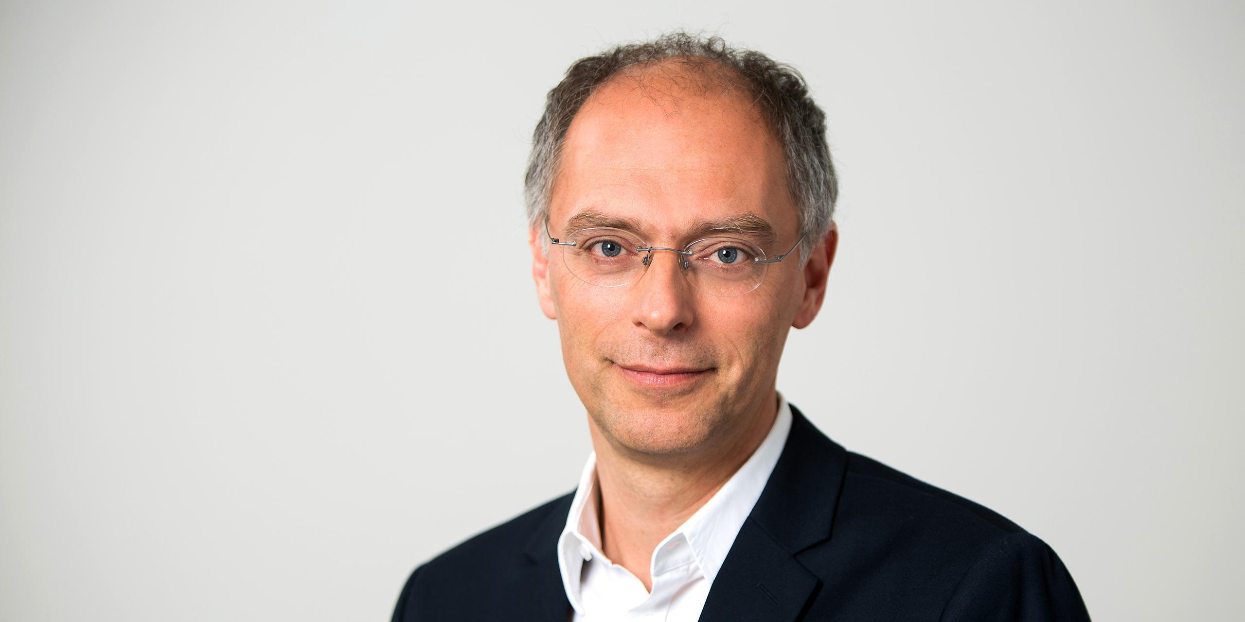 DI Christian Kornherr - Leiter des Bereiches Untersuchung