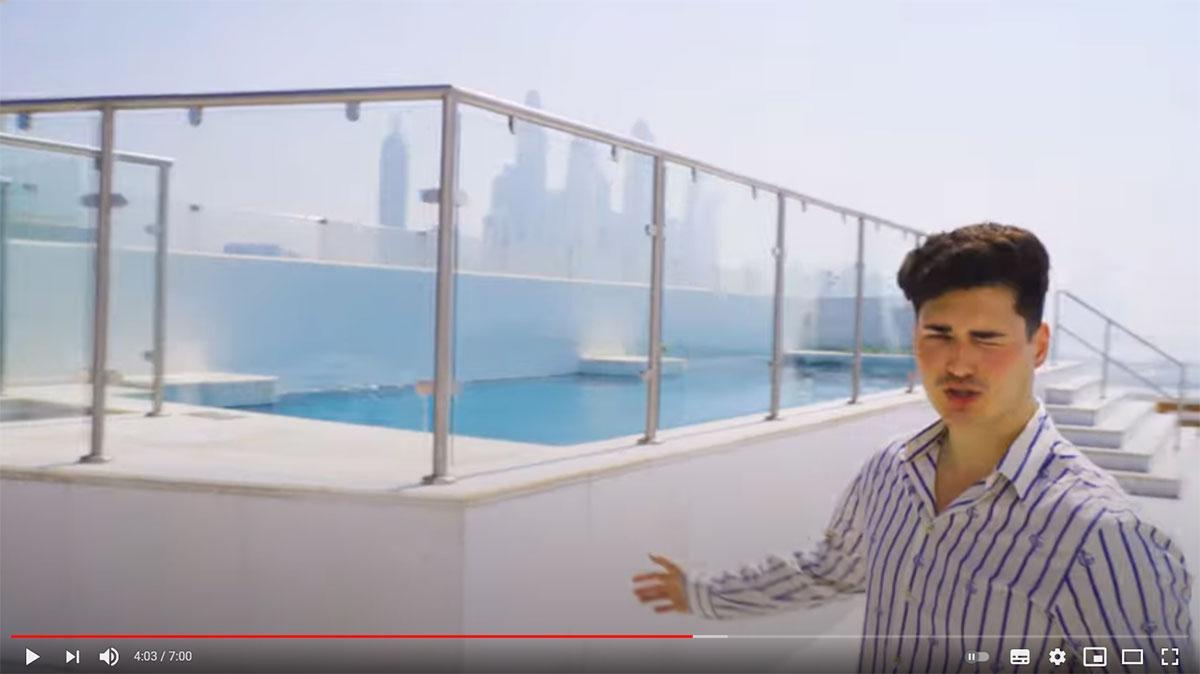 Video Screenshot von Can Mandir YouTube Kanal