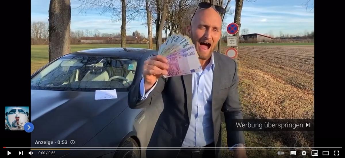 Werbevideo von Karl Ess