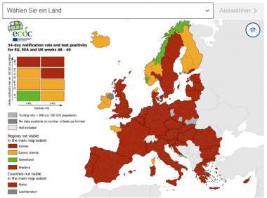 Screenshot der Re-Open EU Seite