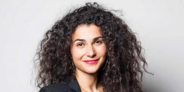 "Delna Antia-Tatić: Chefredakteurin des Magazins ""das biber"""