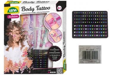 Fotos von LENA Fashion Body Tattoo