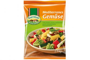 Foto von Bauernland Mediterranes Gemüse