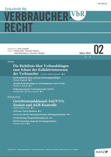 Cover VbR 2-2021