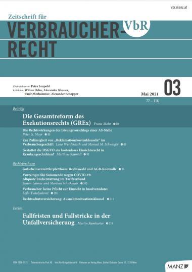 Cover VbR H 3-2021