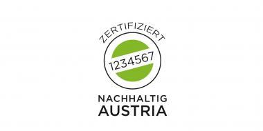 Logo Nachhaltig Austria des Österreichischen Weinbauverbandes