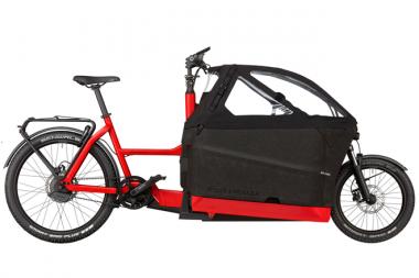 Lastenrad Packster 70 von Riese & Müller
