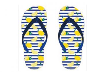 Flip-Flops von Müller Design Zitrone