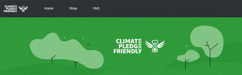 Amazons neues Öko-Gütesiegel - Climate Pledge Friendly